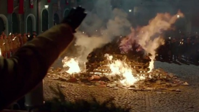 the-book-thief books destroyed